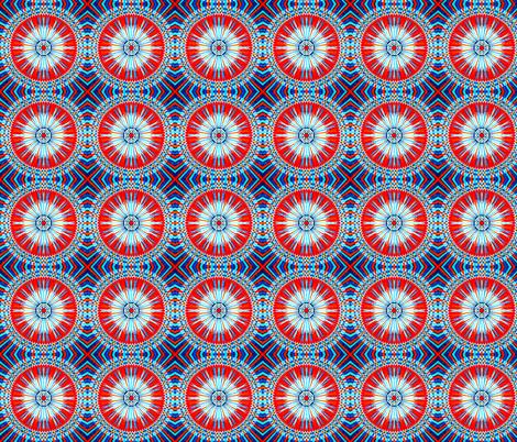 russian ikat fabric by keweenawchris on Spoonflower - custom fabric