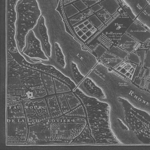 Map Lyon