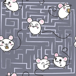 Mousey Labyrinth
