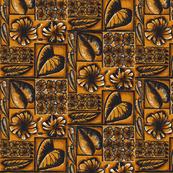 Flora Pacifica, orange