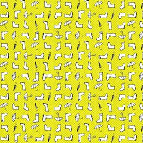 Soleil nantais jaune