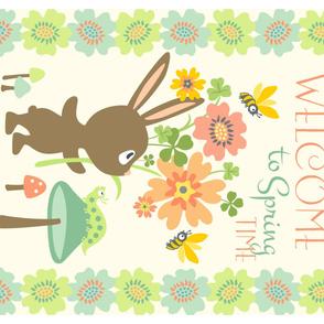 Sweet Peeps Welcome Spring