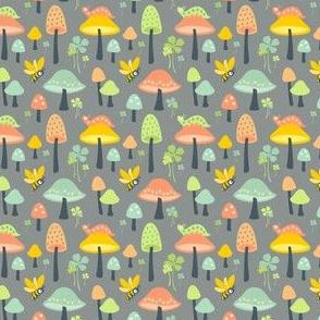 Sweet Shrooms: Gray
