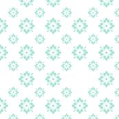 ScarfFloral_green