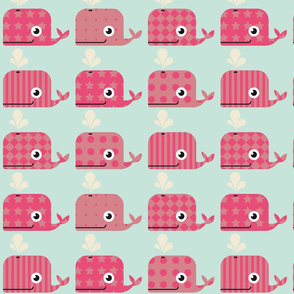 A Whale Of A Pattern 2