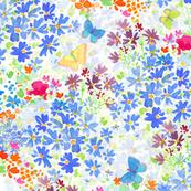 Blue Flowers ~ alexcolombo.com
