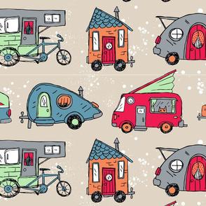 Camper Print