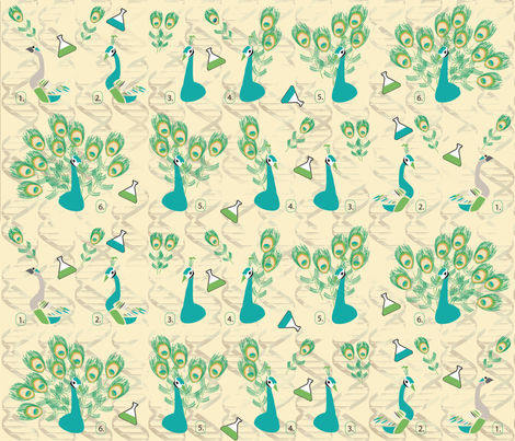 Science_fair 02 fabric by sarah_s_ on Spoonflower - custom fabric