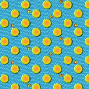 amazing citrus dots