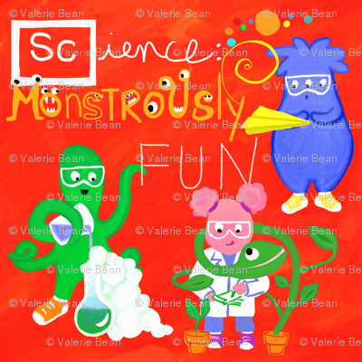 Science: Monstrously Fun!