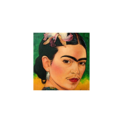 frida Altered Art