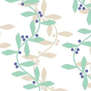 Sea Weed (blue)