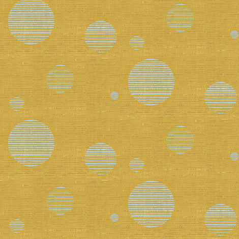 Blue Moon fabric by materialsgirl on Spoonflower - custom fabric