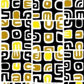 Marquesan Glyphs 1f