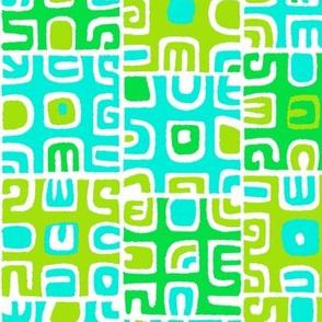 Marquesan Glyphs 1d