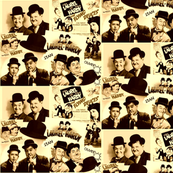 LAUREL & HARDY SEPIATONE TWO