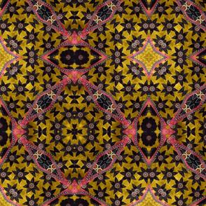 floral patchwork batik 8