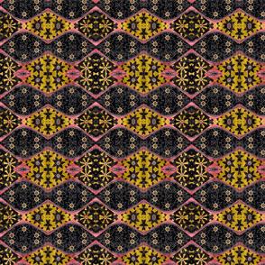 floral patchwork batik 11