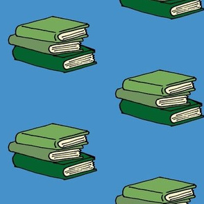 Little Literary Book Stacks