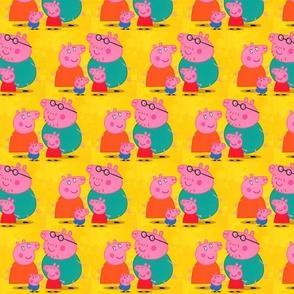 peppa_pig_yellow_family