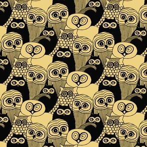 Yellow Owls