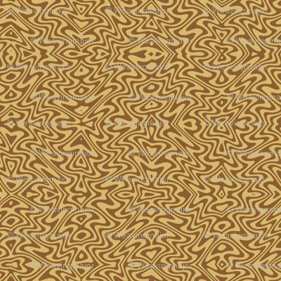 art nouveau faux bois