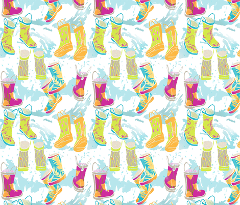 Splash! fabric by maile on Spoonflower - custom fabric