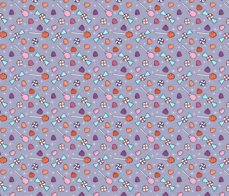 Cosmic candy fabric sarahmcmahon spoonflower for Cosmic print fabric