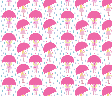 Gumboots fabric by van_winkle on Spoonflower - custom fabric