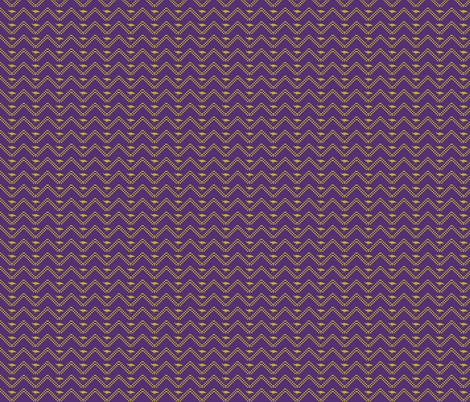 peacock in a purple sea