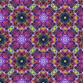 Circle Flowers 2