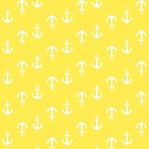 Yellow Anchors