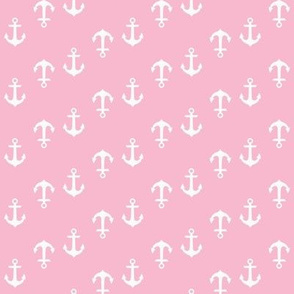 Pink Anchors