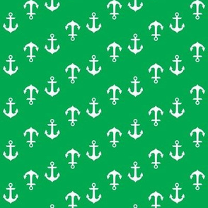 Green Anchors