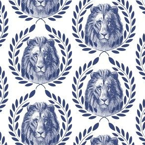 blue_lion_on_white