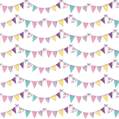 Bunting, Smaller Scale