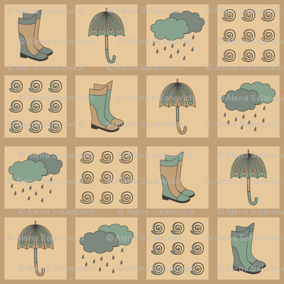 Rainy Day design