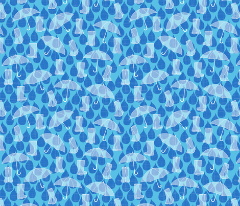Splish Splash fabric by horn&ivory on Spoonflower - custom fabric