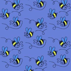Busy buzy bumblebees