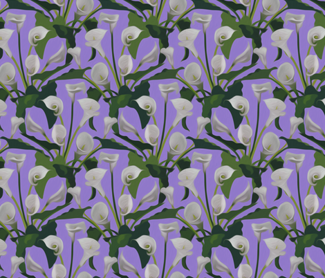 callas fabric by nlsd on Spoonflower - custom fabric