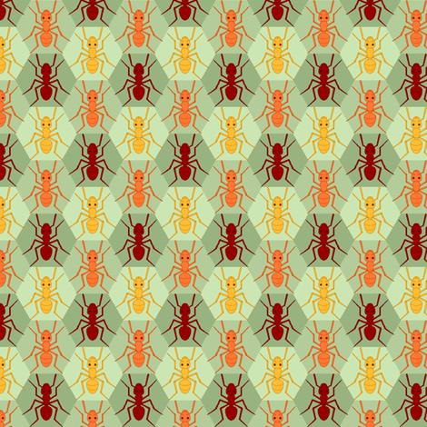 ant 1x 3 hex (khaki)