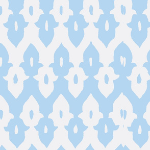 pale blue pickets