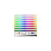 ShelleyMade Colour Guide