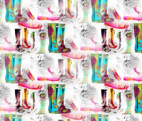 may_flowers fabric by preeta on Spoonflower - custom fabric