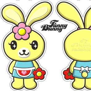 Miss Funny Bunny