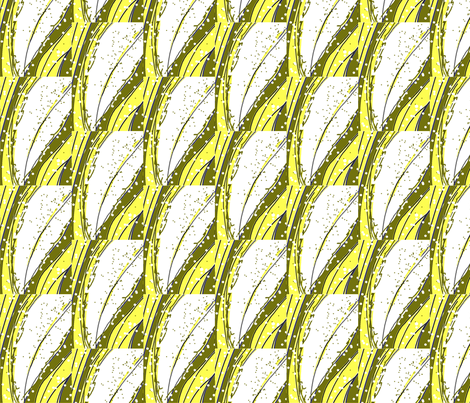 Love Lily fabric by menny on Spoonflower - custom fabric