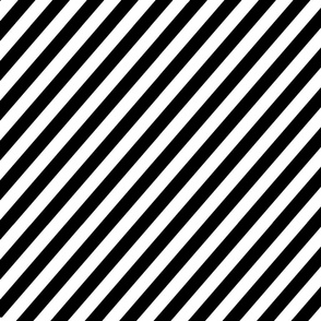 diagonal_black and white_stripes