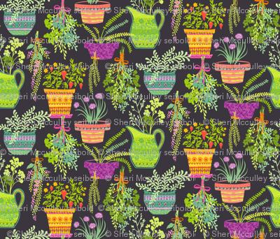 Organic Fruitation Herbs: Gray