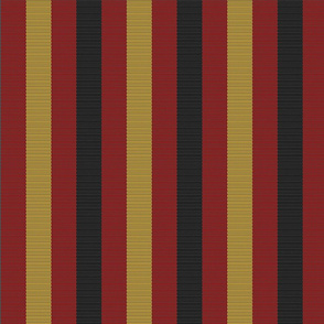 Gryffindor Wide Stripe Sweater Texture