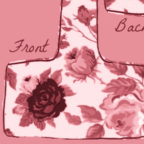 SALMON SPRING ROSE